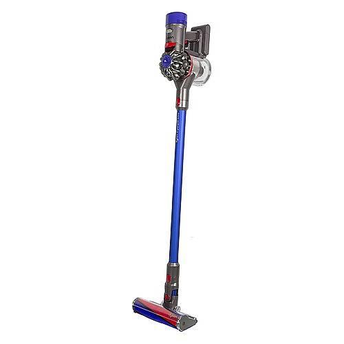 Ручной пылесос (handstick) DYSON V7 Parquet Extra (SV11), 350Вт, серый/синий