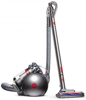Пылесос Dyson Cinetic Big Ball Animal Pro 2 сухая уборка серый красный