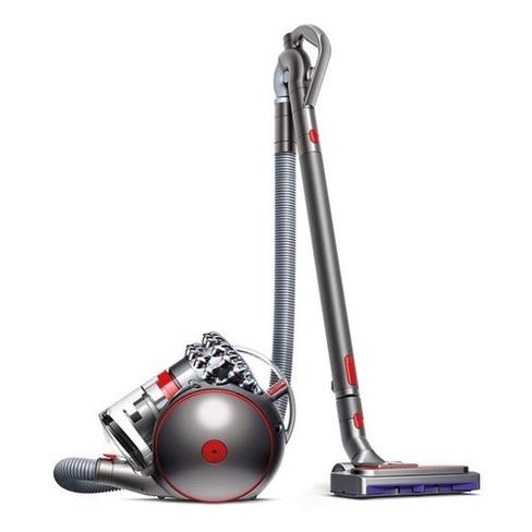 Пылесос DYSON Cinetic Big Ball Animal Pro 2 (CY26), 700Вт, серый/красный [2