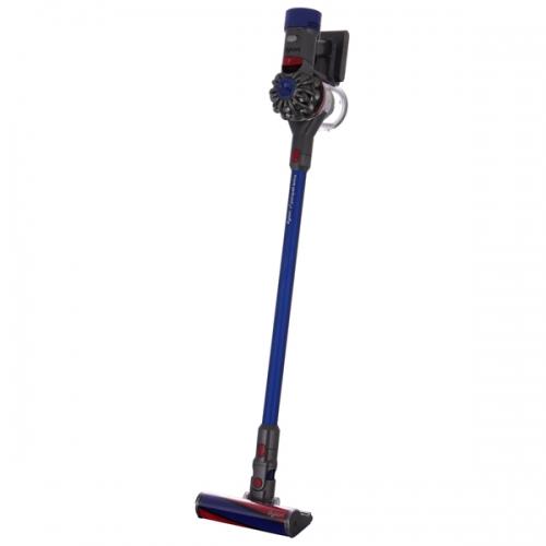 Вертикальный пылесос Dyson V7 Parquet Extra синий